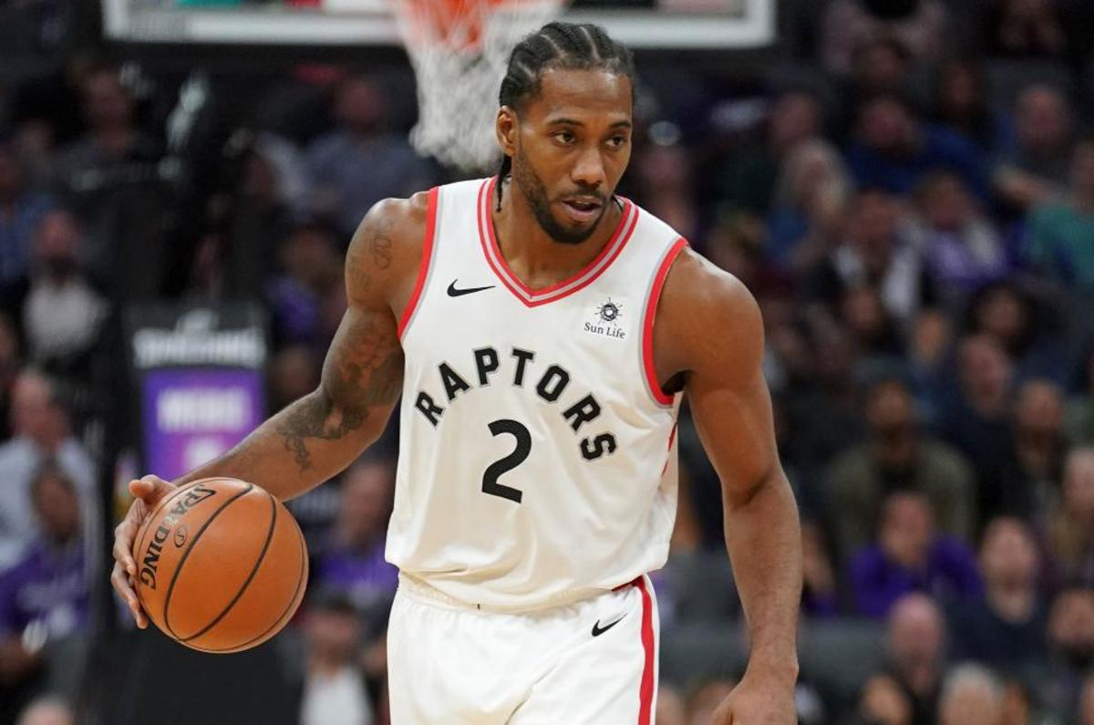 """Max Kellerman: """"Kawhi Is The Best, Most Clutch Basketball Player On Earth Right Now"""""""