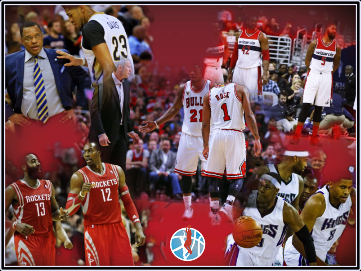 The 5 Most Disappointing Teams in the NBA 2016