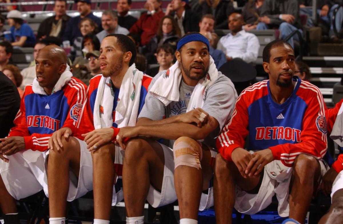 2005-06 Detroit Pistons