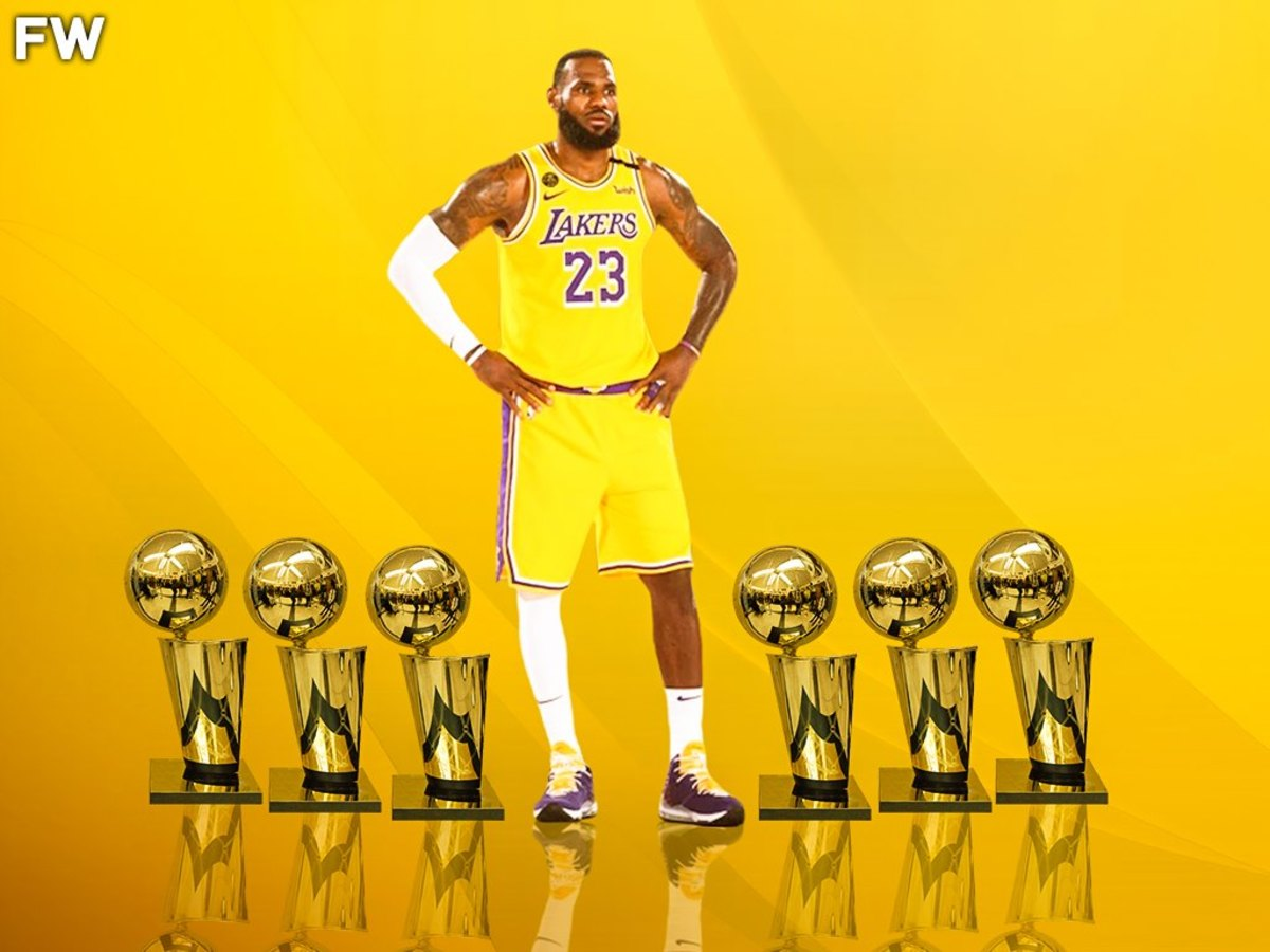 6 Reasons Why LeBron James Will Never Be The GOAT Even If He Wins 6 Championships