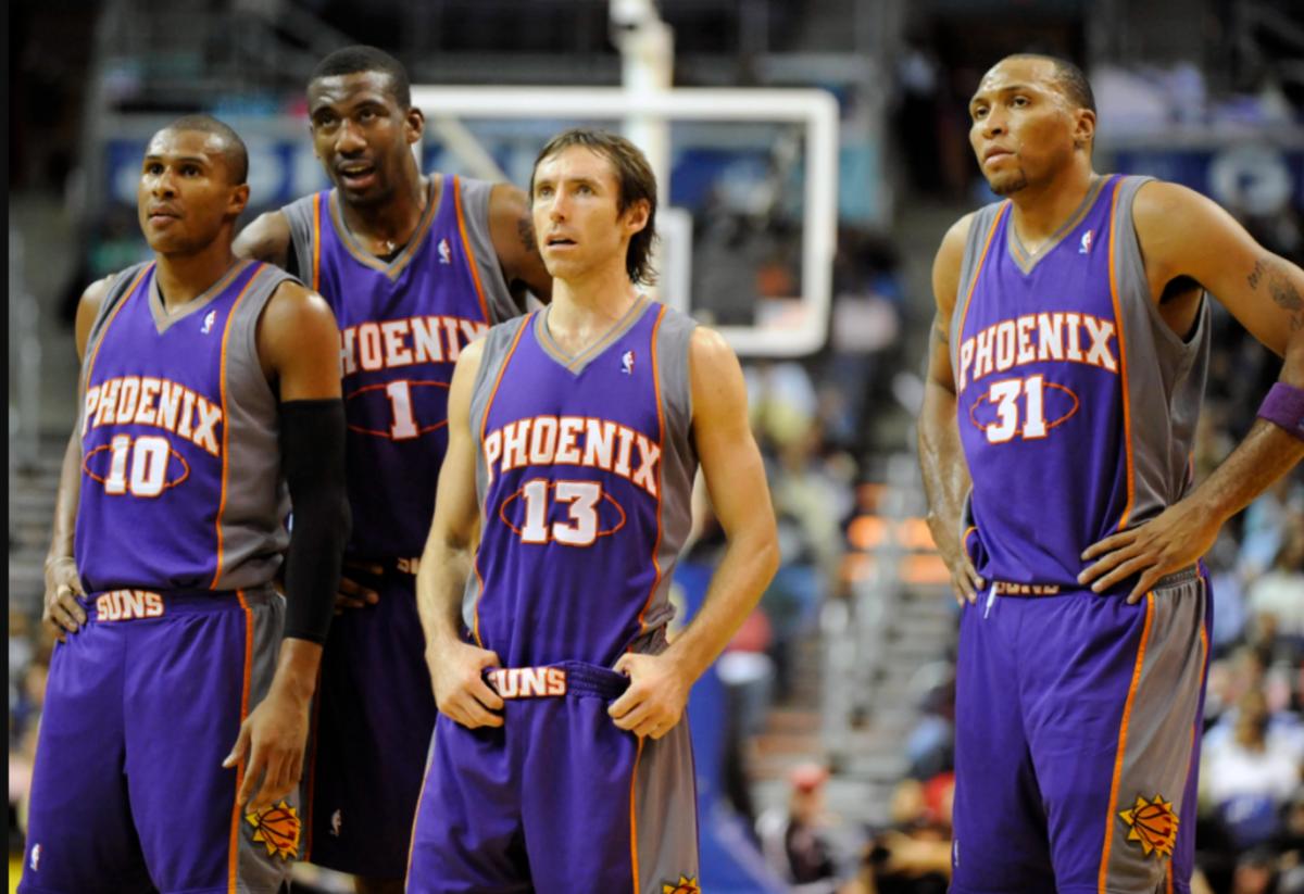 2004-05 Phoenix Suns