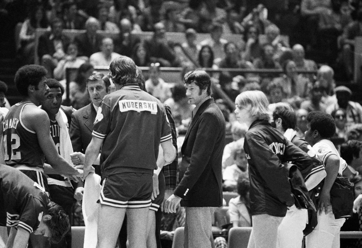 1972-73 Boston Celtics