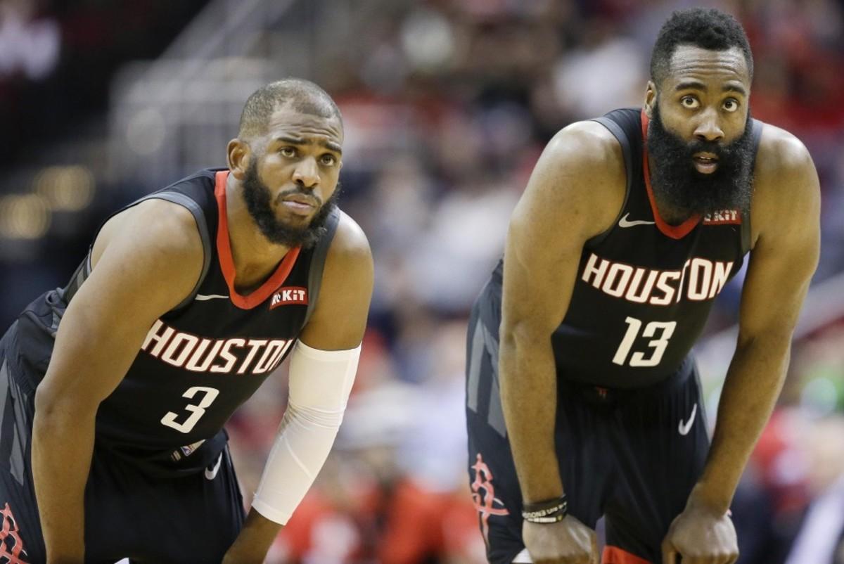 2017-18 Houston Rockets