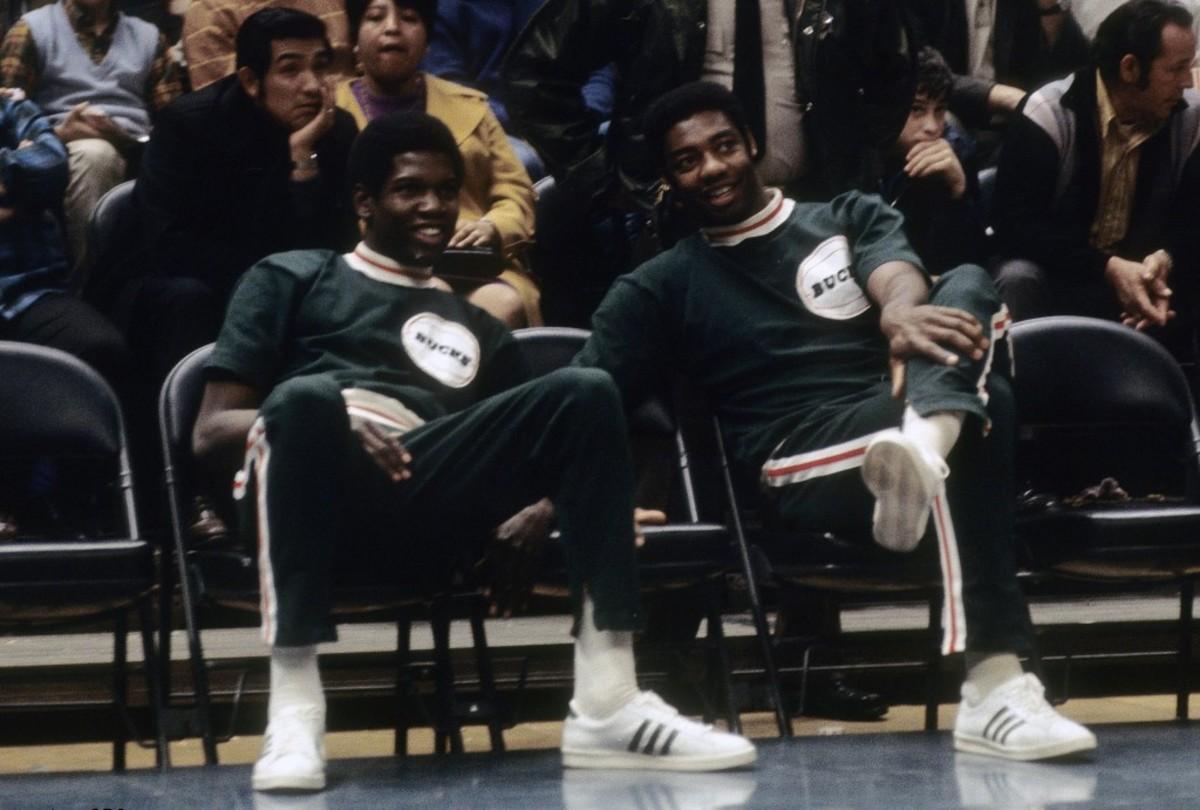 1971-72 Milwaukee Bucks