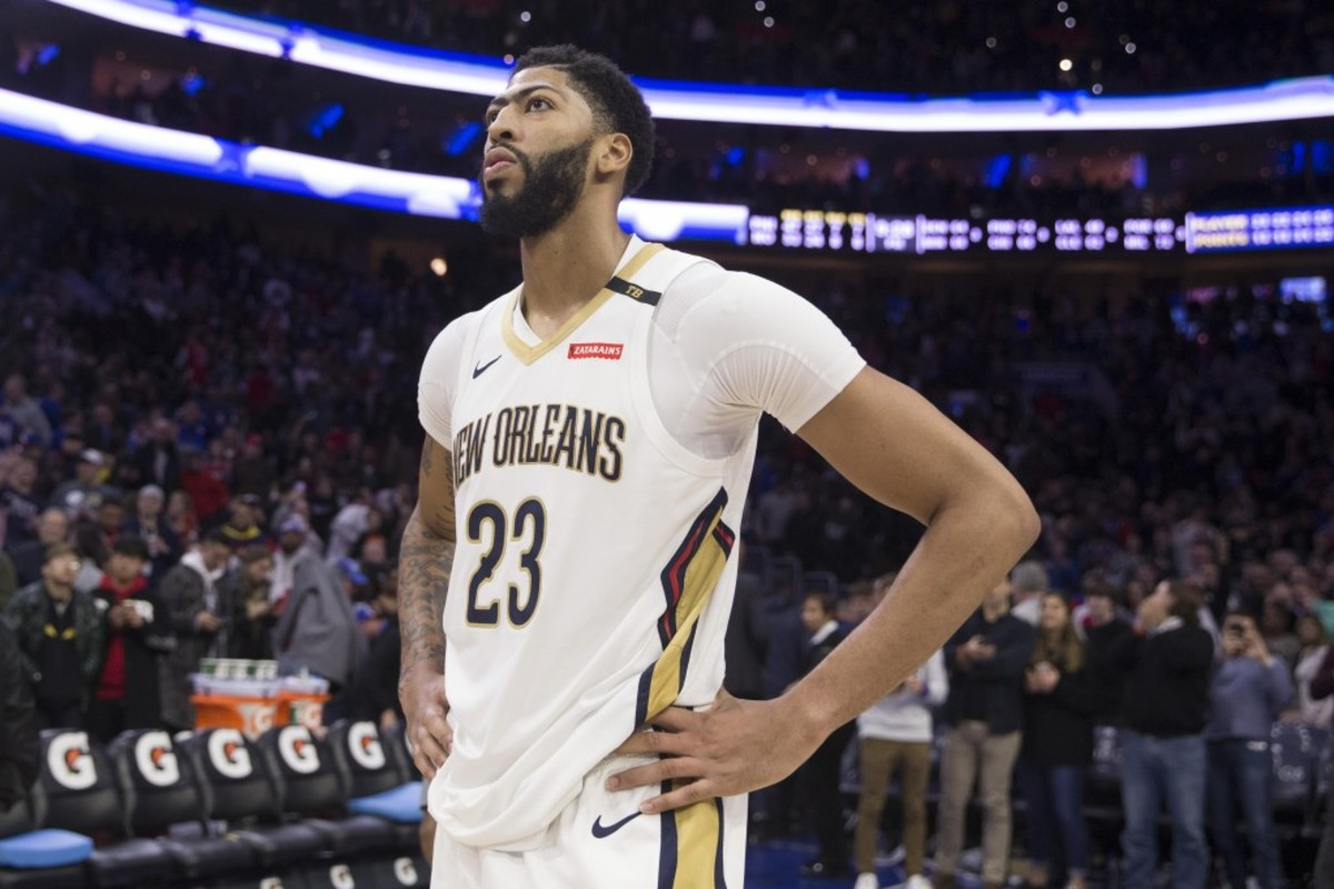 """8c2392a72 NBA Rumors  Anthony Davis Trade To The Lakers Has """"Been In The Works For  Years"""" – Fadeaway World"""