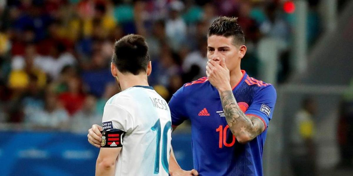 Transfer Rumors: James Rodriguez Set To Join Serie A Side This Summer