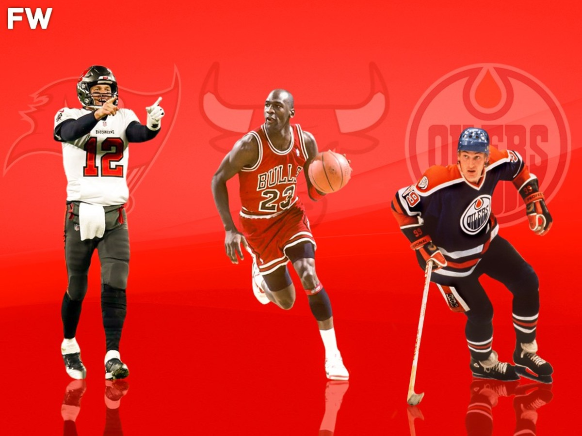 Greatest American Team Sport Athletes of All Time: Tom Brady, Michael Jordan, Wayne Gretzky
