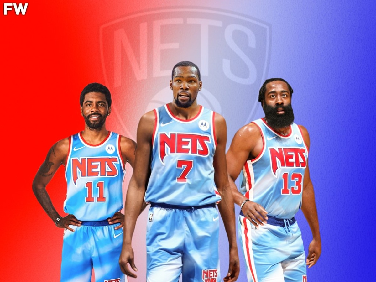 """Kevin Durant Excited About The Nets Big 3: """"It Felt Right. It Felt Perfect. It Felt Like We Belong Together; Like This Journey Together Is Going To Be Fun."""""""