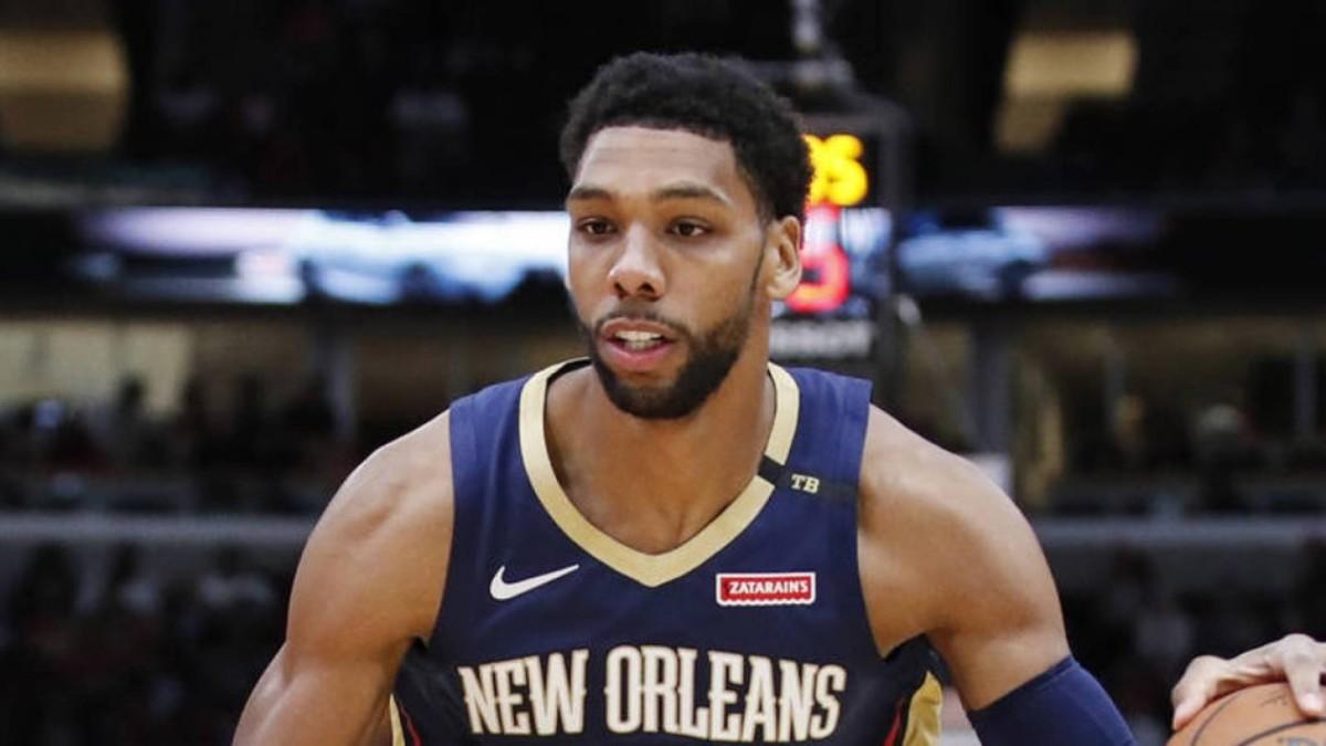 Jahlil Okafor Pelicans