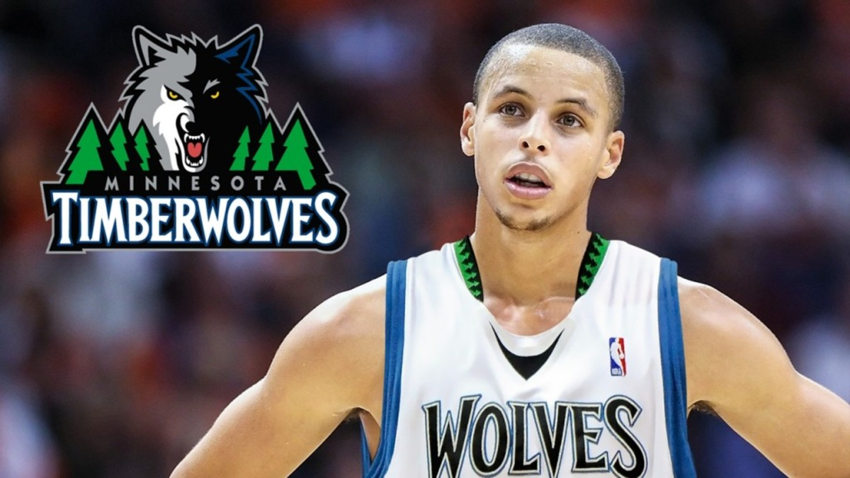 Curry Timberwolves