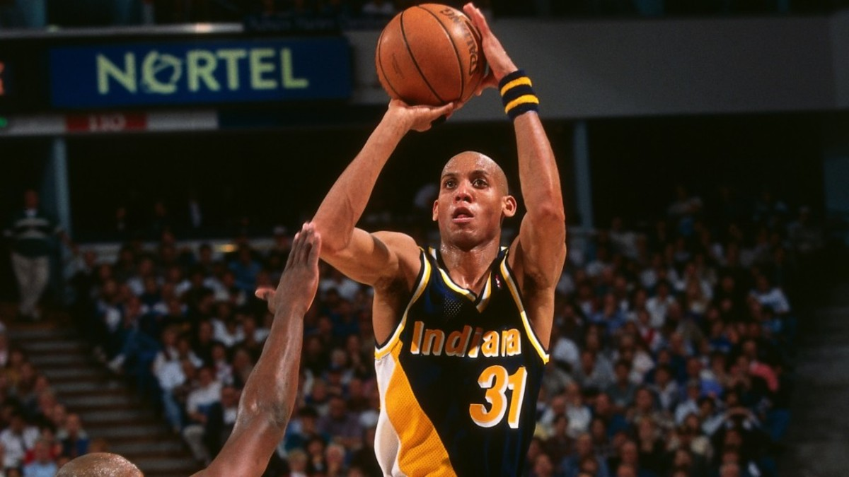 'Reggie Miller Would Average 30 Just On Threes Alone,' Says Former Teammate