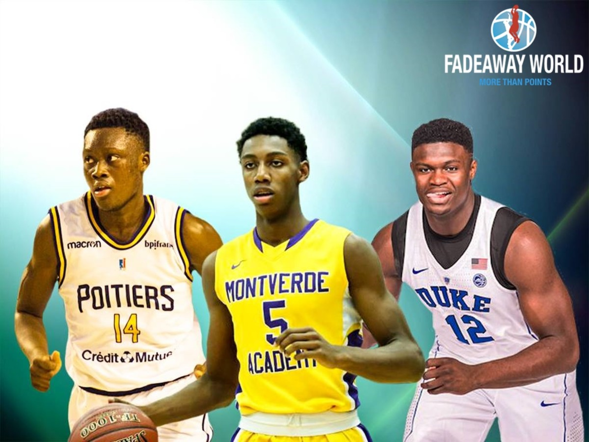 2019 NBA Draft: Top 10 Best Prospects Right Now – Fadeaway World