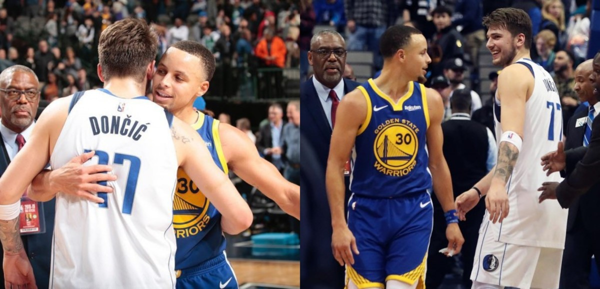 Steve Kerr And Warriors Players Highly Praise Mavs Rookie Luka Doncic