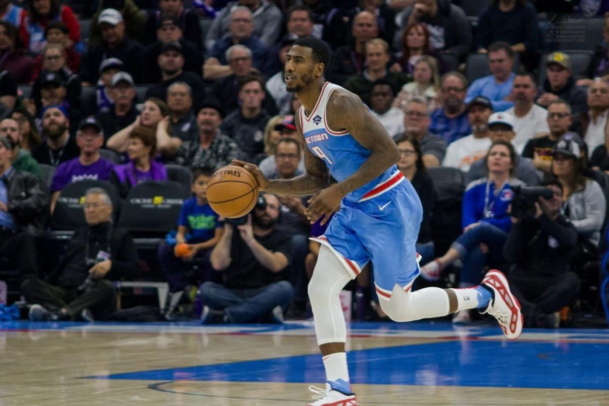 Sacramento Kings Trade Iman Shumpert To The Houston Rockets In Three-Team Trade