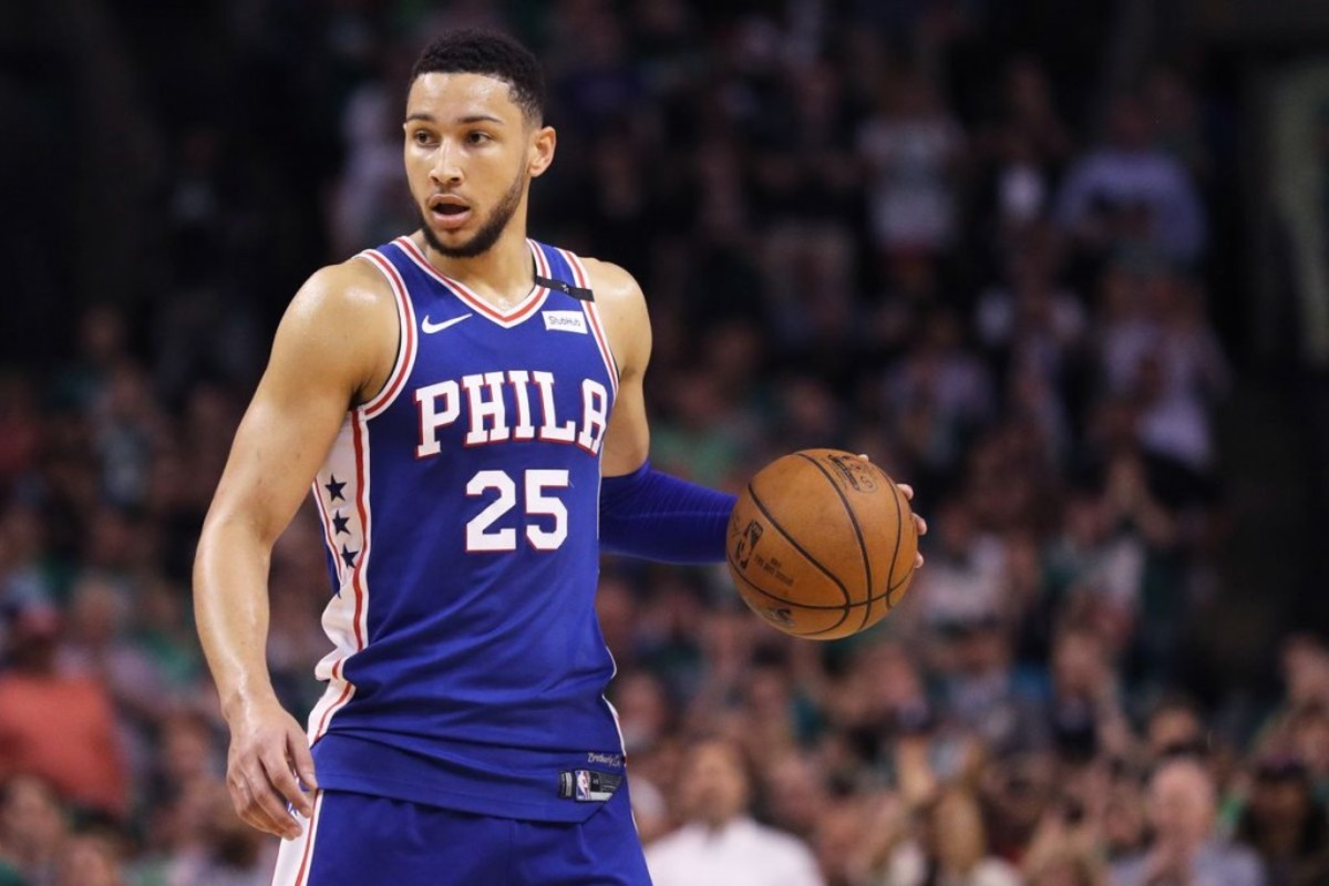 Ben Simmons Believes That Luka Doncic Should Be The Rookie Of The Year