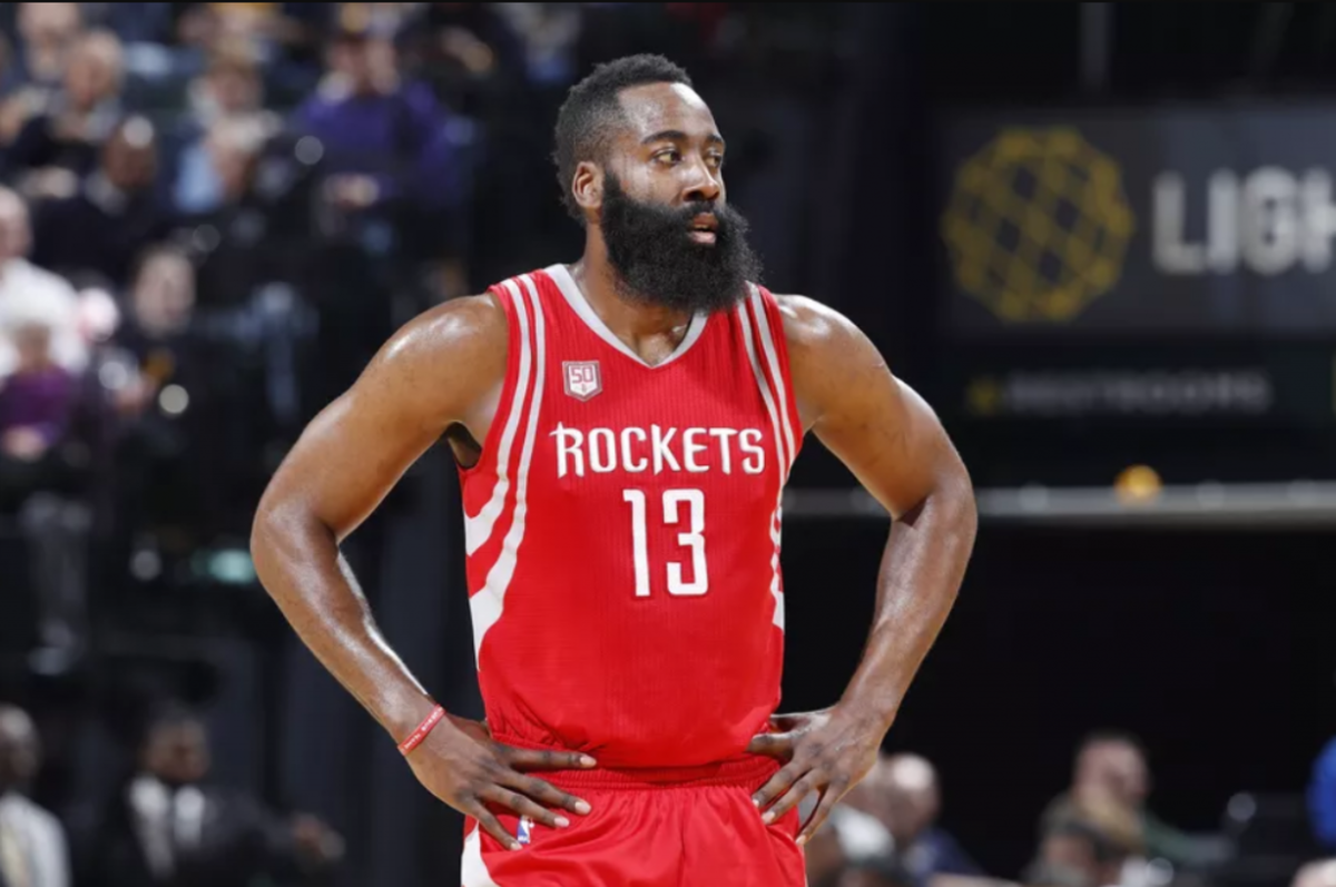 huge selection of a884f 7a31e Why James Harden Should Win His 2nd Straight MVP Award ...