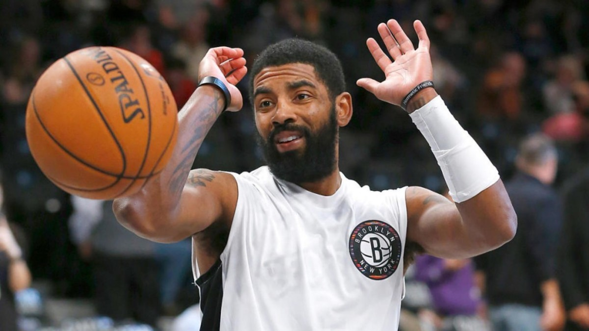 Steve Nash Says Kyrie Irving Didn't Respond After He Asked Him Why He Didn't Play