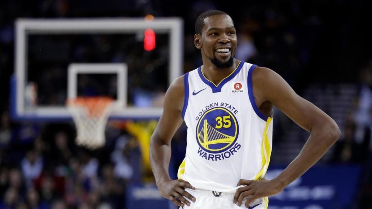 db4ec850157b Colin Cowherd Says NBA Veteran Told Him Kevin Durant To Knicks Is  100  Percent Done