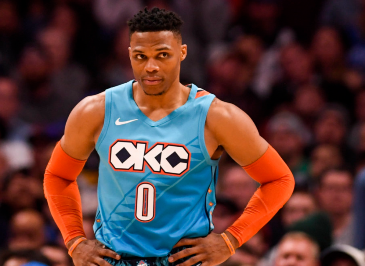 """Russell Westbrook: """"Next Season I'm Going To Become A Better Shooter."""""""