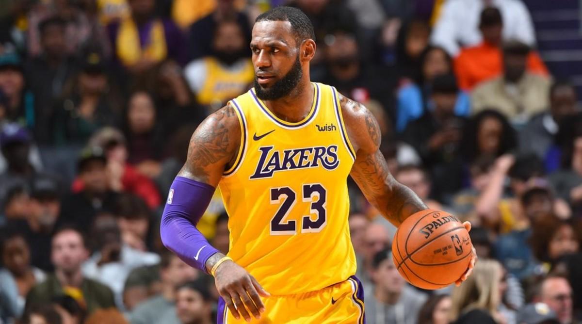 LaVar Ball Says LeBron James Has Two Years Of Playing Really Good Basketball