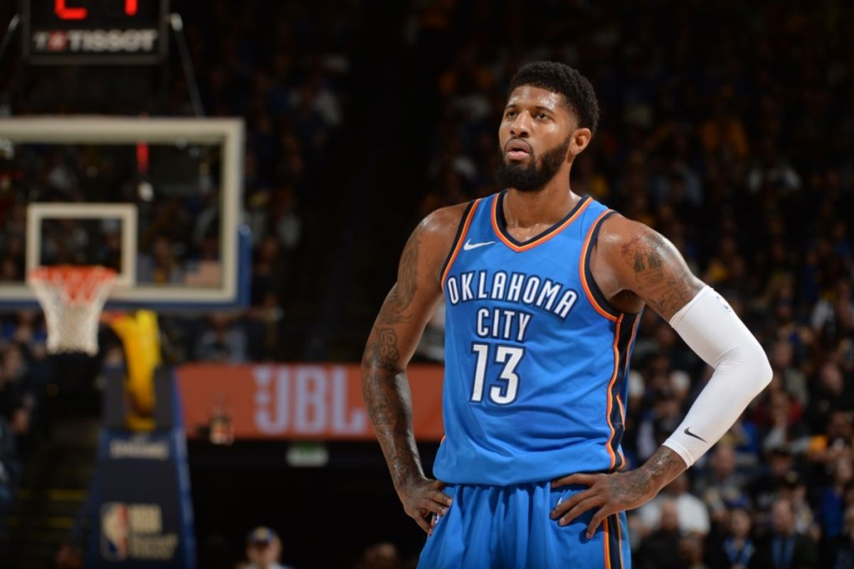 """Paul George: """"L.A. Can Love Me Or Hate Me. The Decision Was Ultimately Mine."""""""