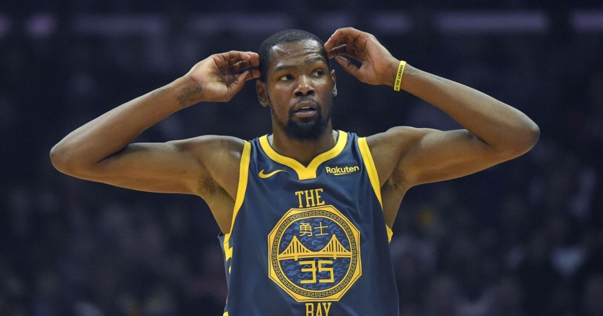 """cf7c8688b8a4 Rumors  Teammates """"Prepared"""" For Kevin Durant To Leave After This Season"""