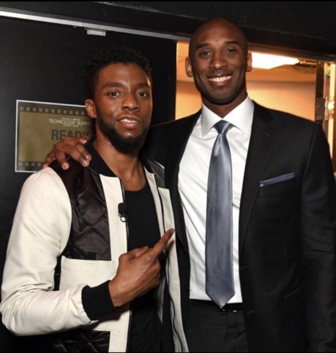 Chadwick Boseman Shared Epic Story About Kobe Bryant's Work Ethic