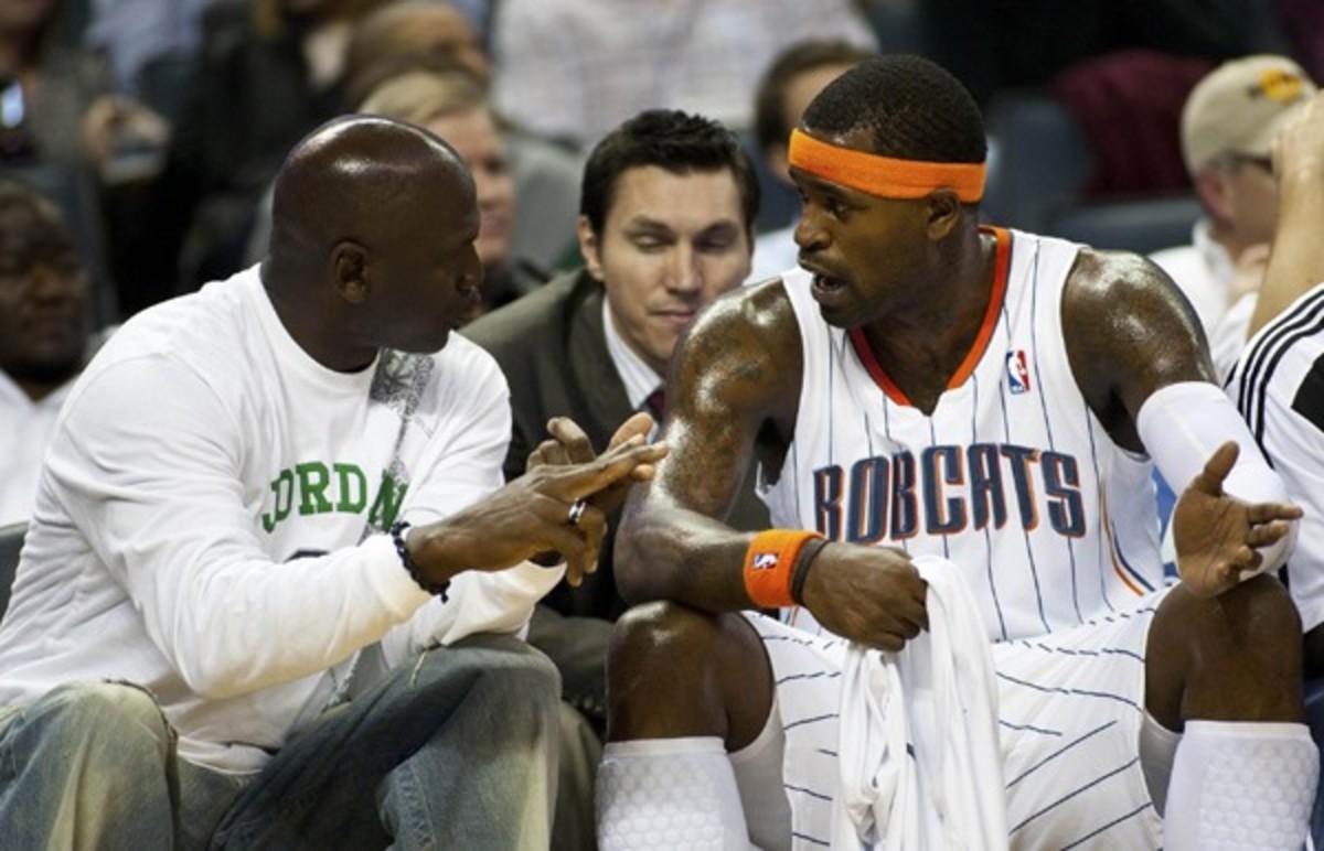 51-Year Old Michael Jordan Destroyed Stephen Jackson In Bobcats Practice
