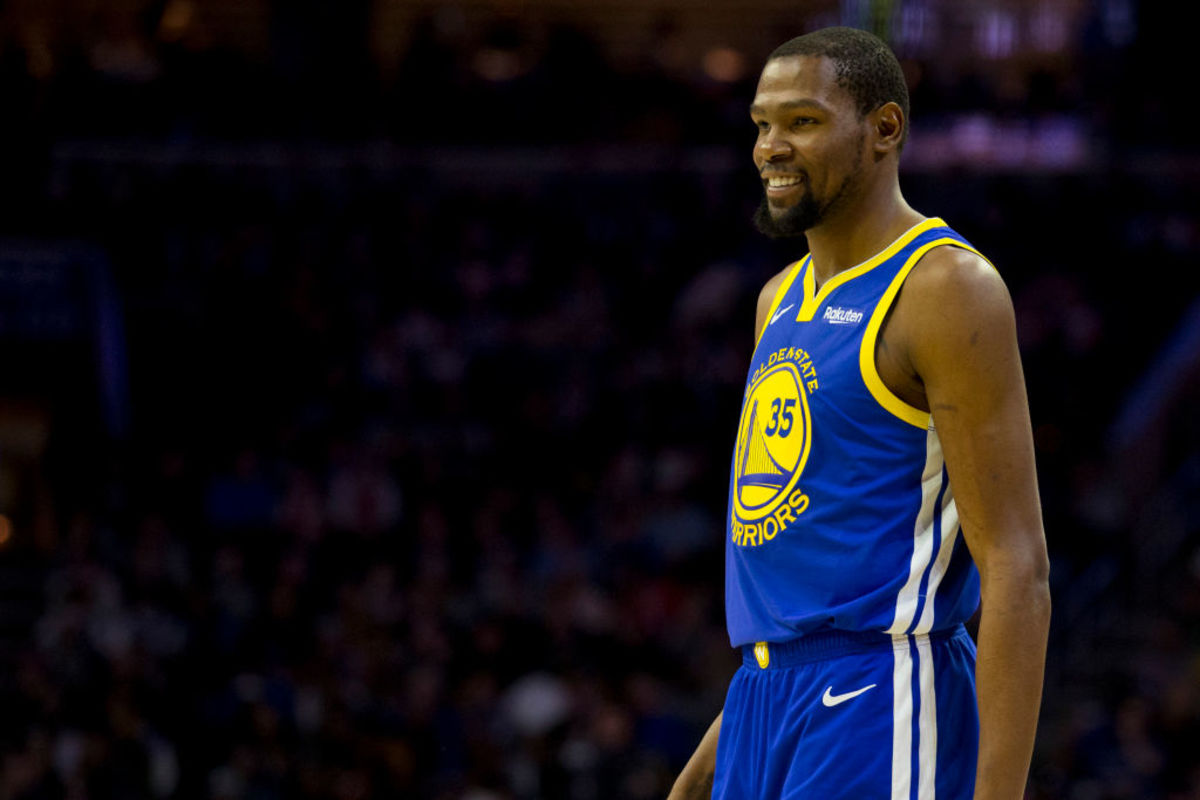 Max Kellerman: 'Kevin Durant Will Be On Michael Jordan's Level If Nets Win A Title'