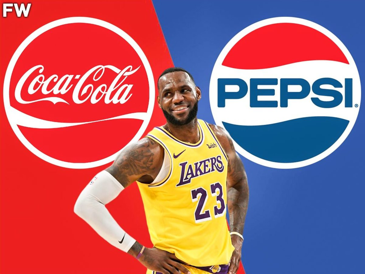 LeBron James Will Leave Coca Cola After 18 Years And Sign With Pepsi