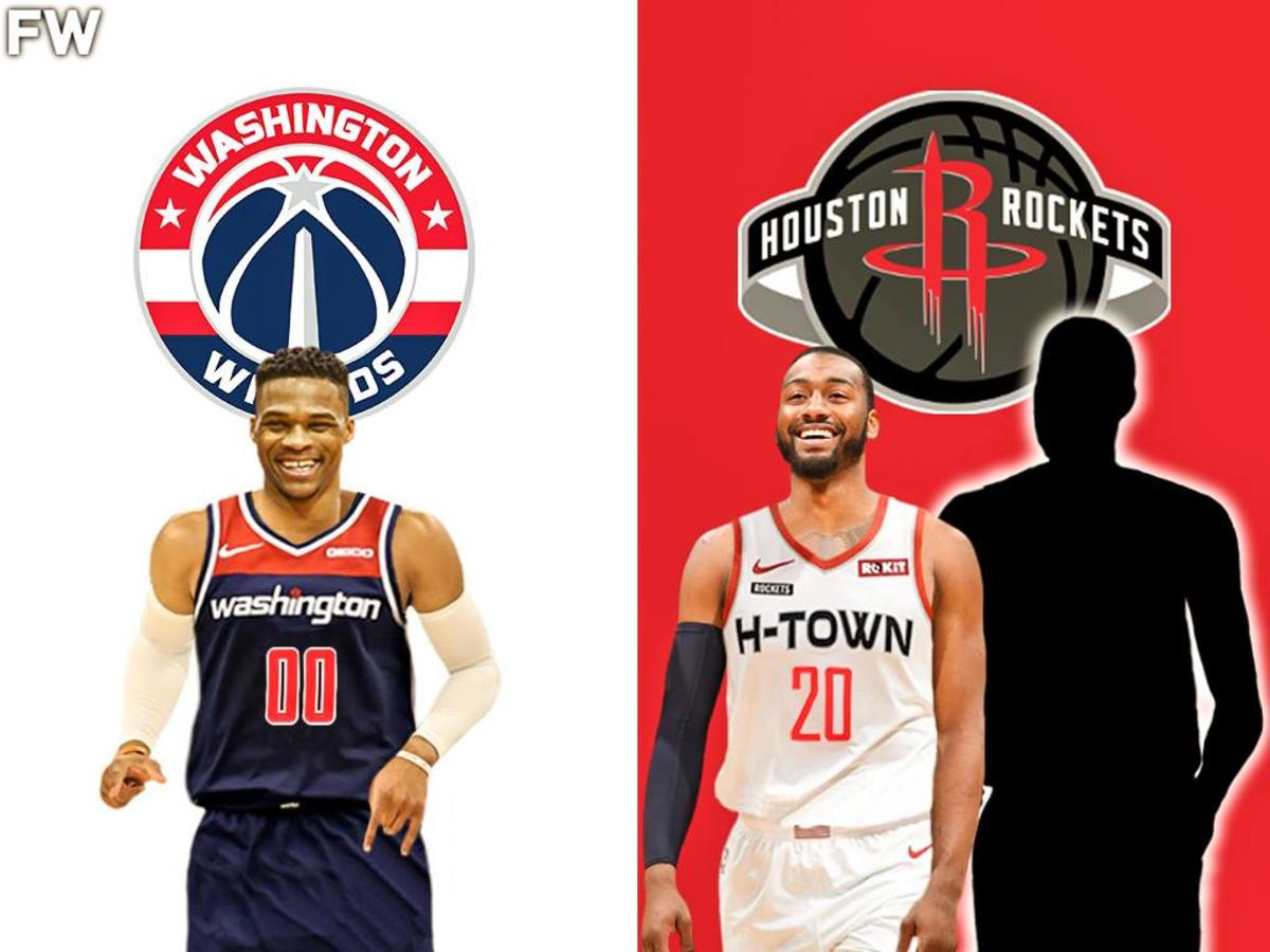 Breaking: Rockets Trade Russell Westbrook To Wizards For John Wall And First-Round Pick