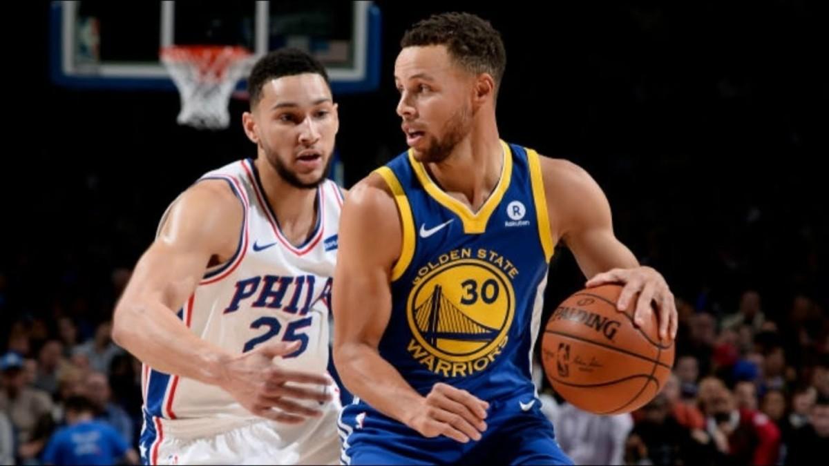 Stephen Curry vs. Ben Simmons