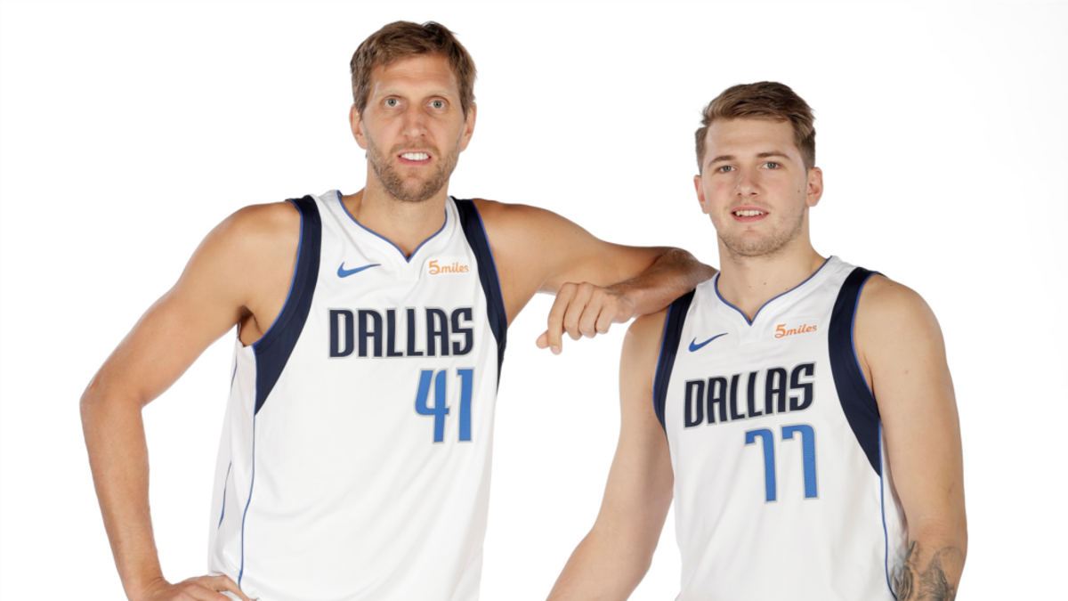 Julius 'Dr. J' Erving: 'Luka Doncic Is A Great Replacement For Dirk Nowitzki'
