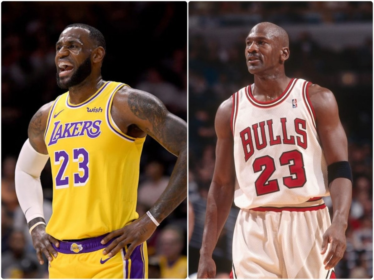 Stephen A. Smith Compares The Leadership Styles Of LeBron James And Michael Jordan
