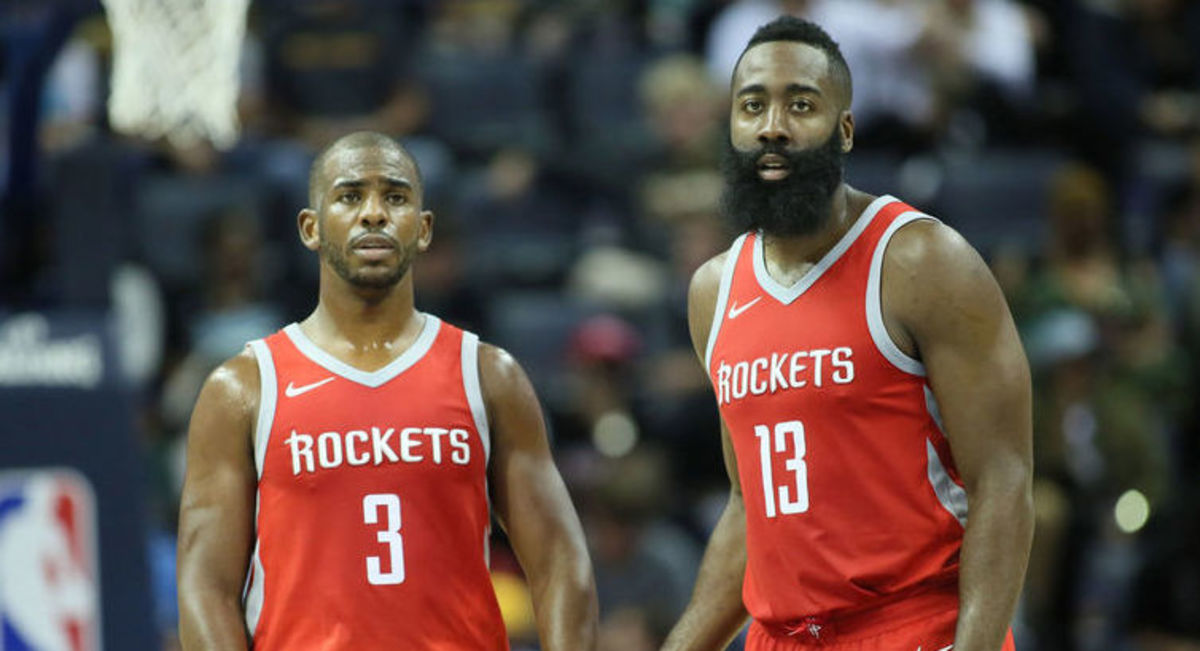 9154338d574a Chris Paul Says James Harden Is The Greatest Offensive Player Of All Time