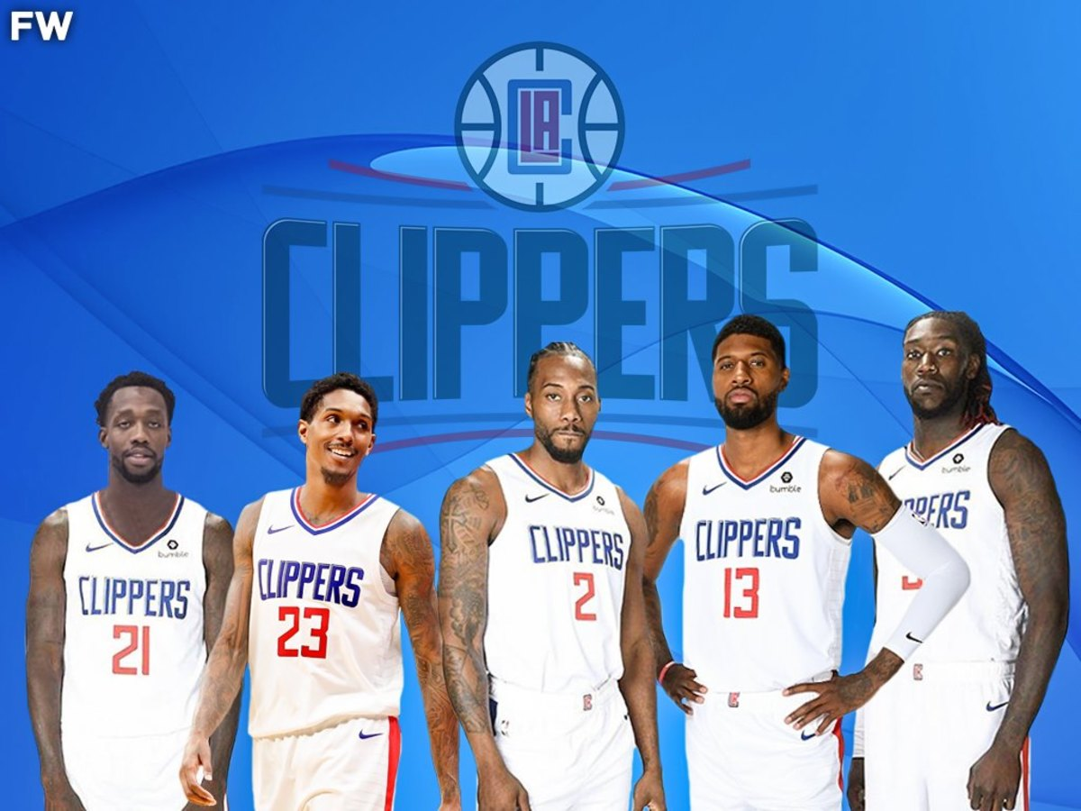 10 Reasons Why The Los Angeles Clippers Will Win The 2020 NBA Championship