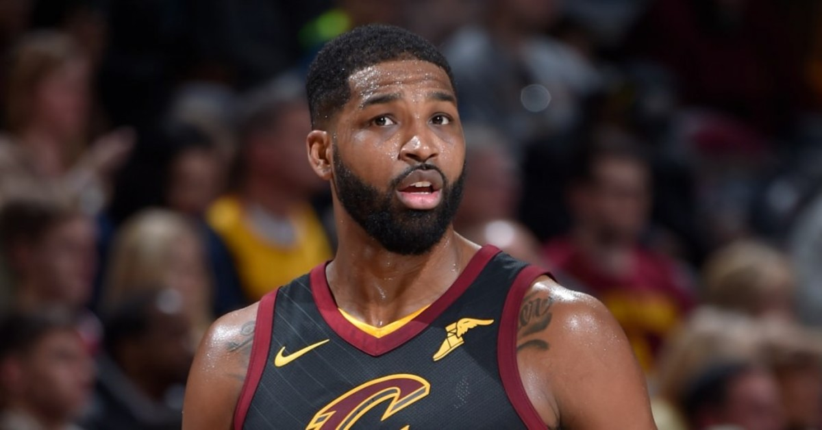 Tristan Thompson Partying With Up To 7 Different Girls At Valentine's Day Party, Per 'DailyMailTV'