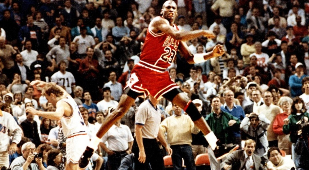Michael Jordan 2312