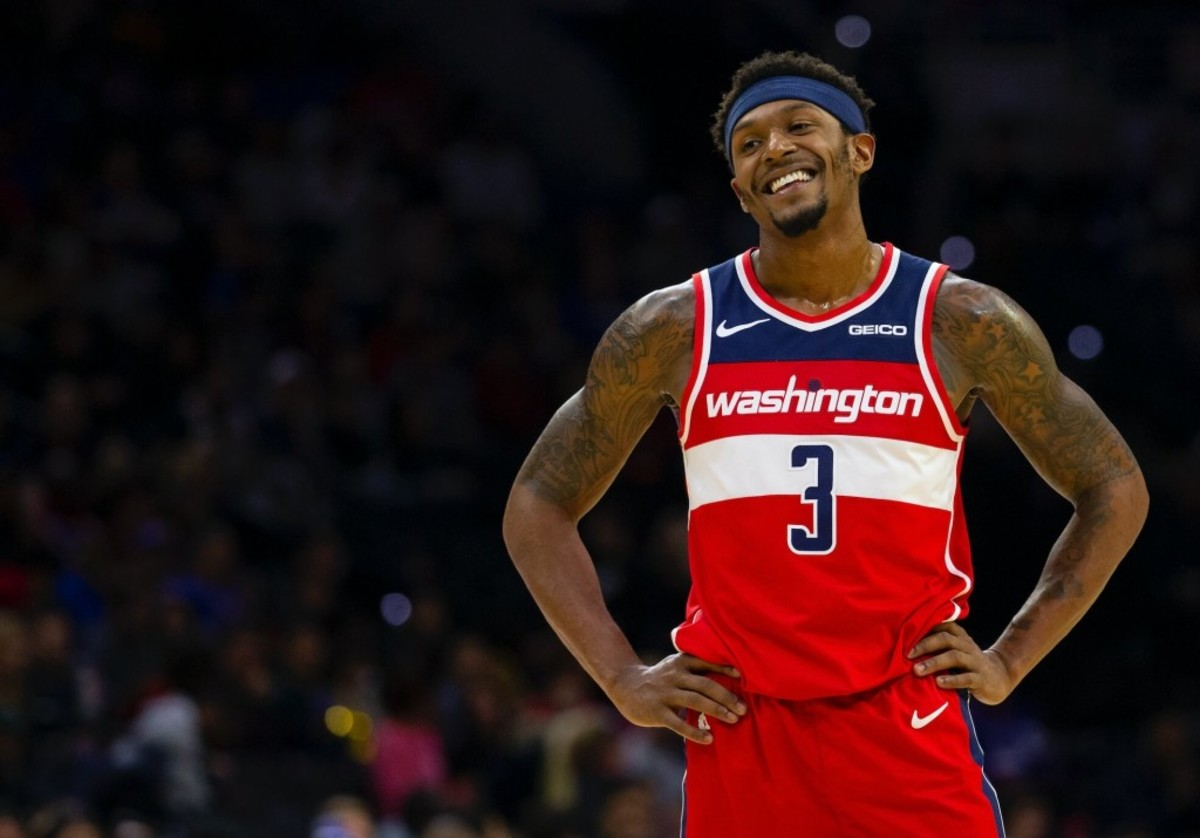Bradley Beal's Wife Reacts To Lakers Trade Rumors