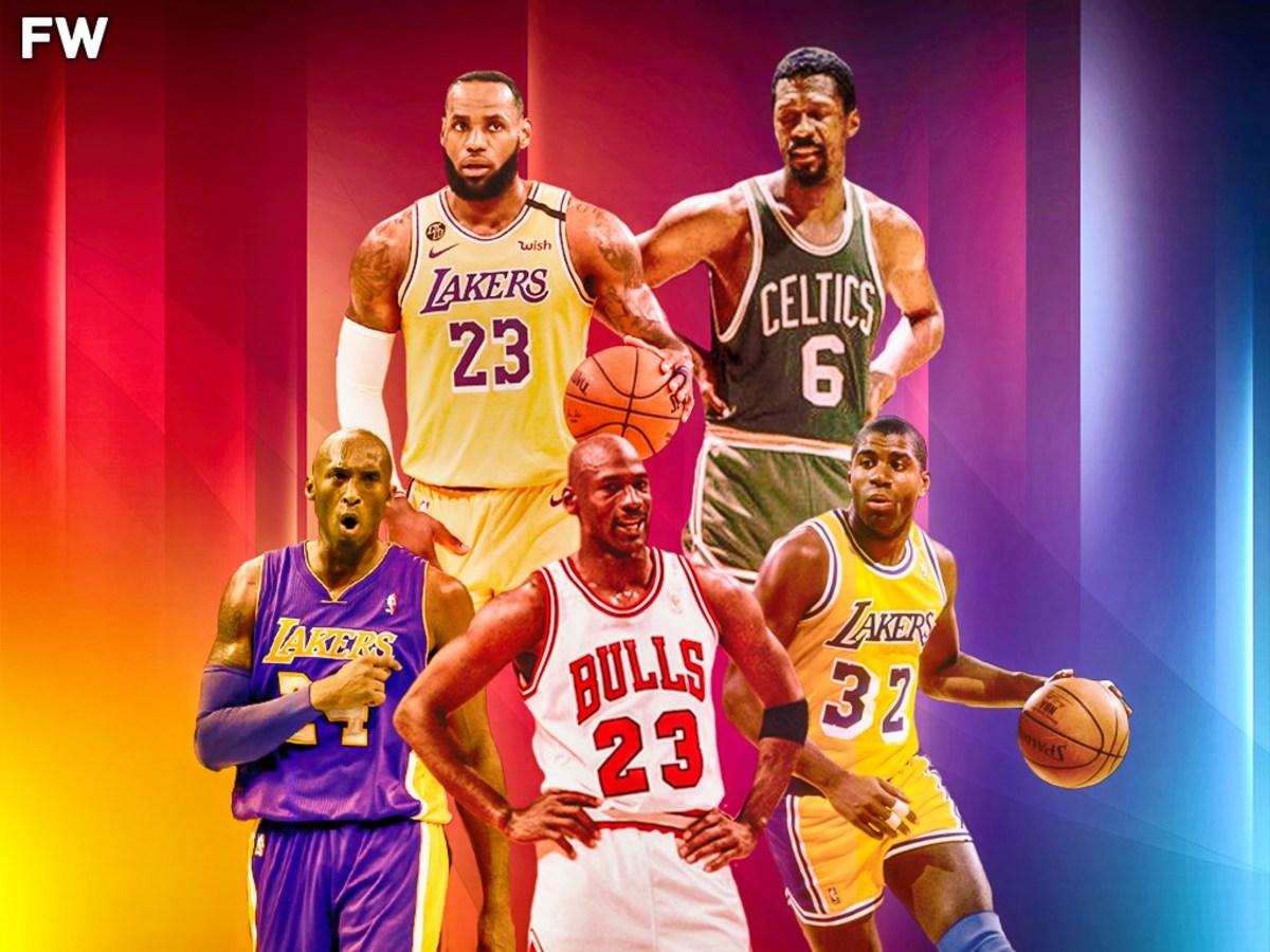 Top 10 Greatest Leaders In NBA History