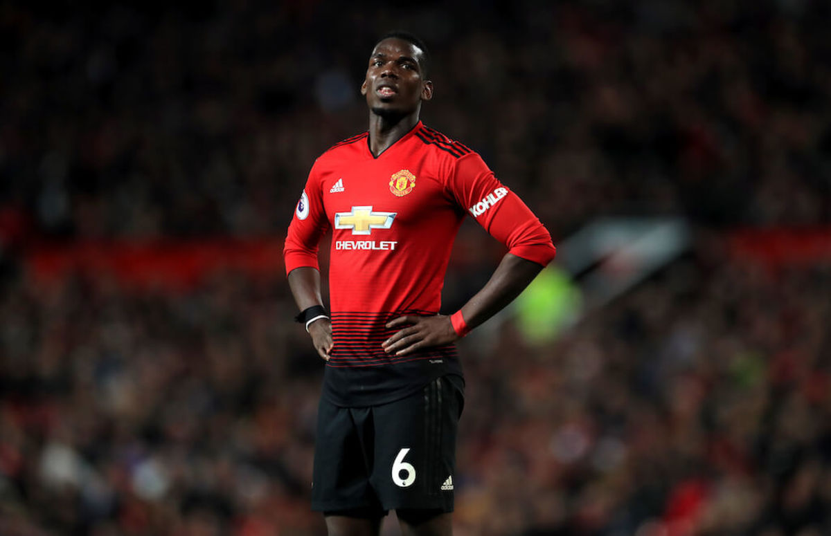 Breaking: Paul Pogba Allegedly Called Maurizio Sarri To Force Manchester United Exit