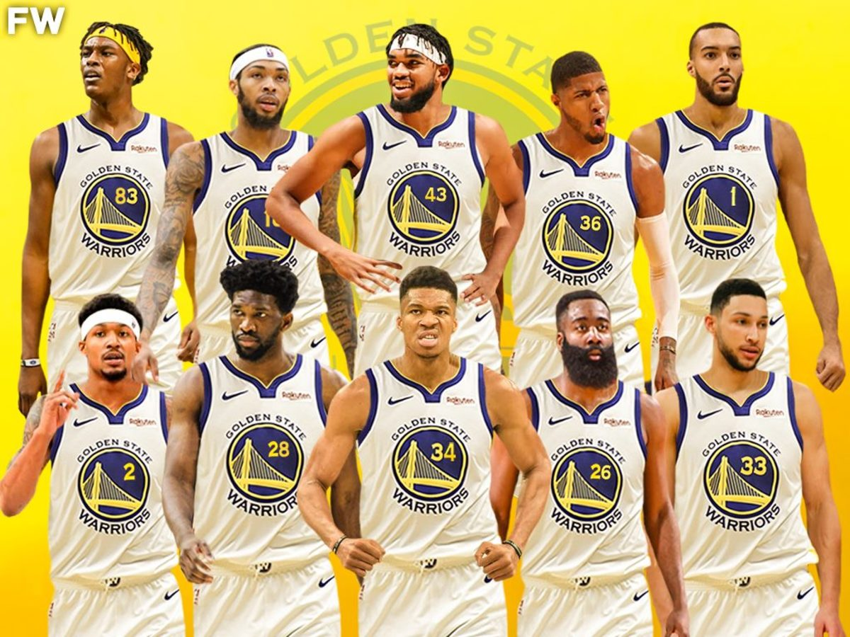NBA Rumors: Top 10 Perfect Targets For The Golden State Warriors