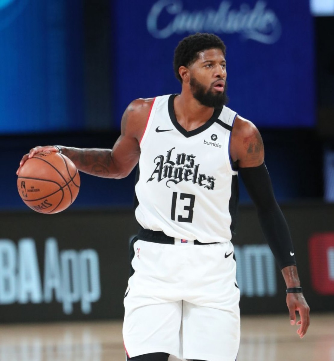 Paul George Has Blocked Users From Commenting On His Instagram Pictures Unless He Follows Them
