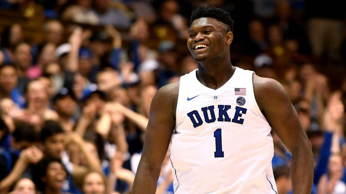 Zion Williamson Is Happy To Play Anywhere In The NBA