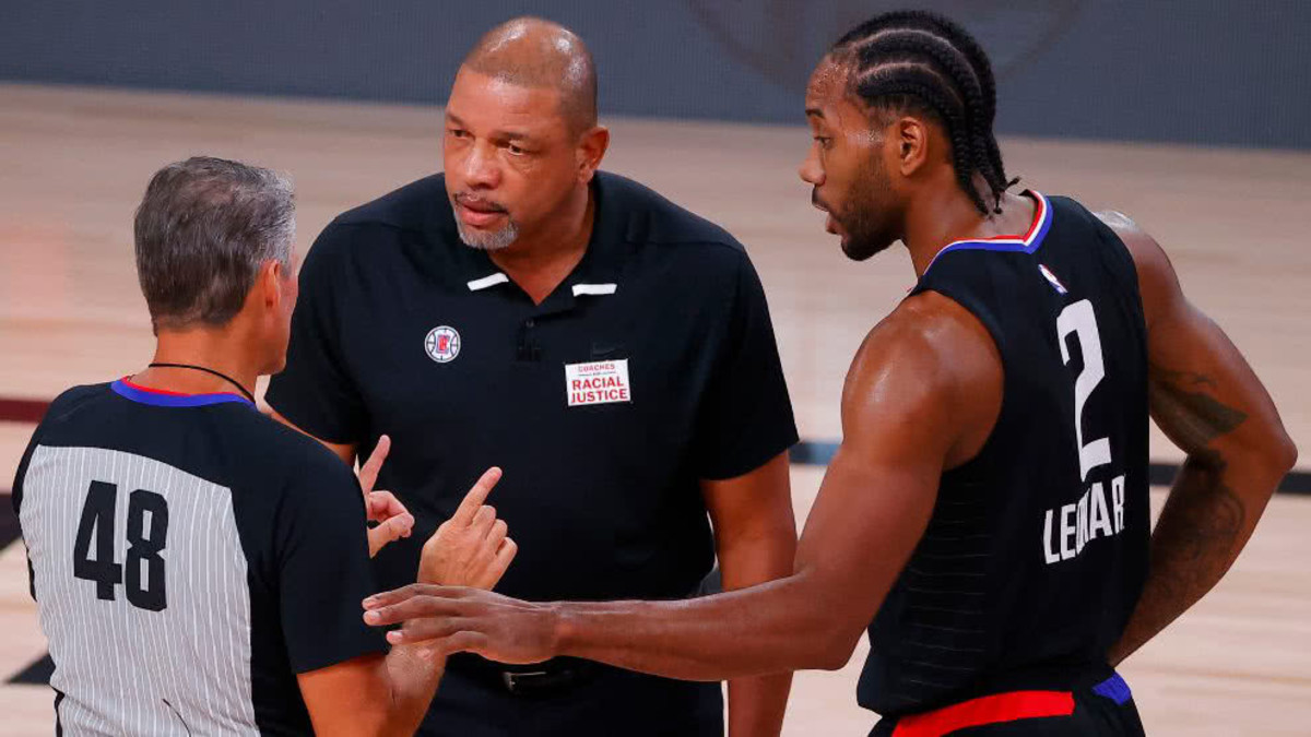 Doc Rivers' Reluctance To Develop Young Talent May Have Led The Clippers To Let Him Go