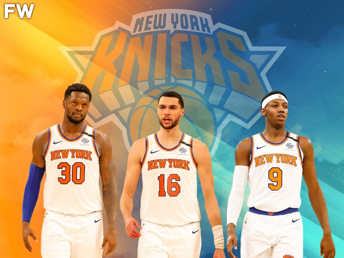 NBA Rumors: New York Knicks Reportedly Want Zach LaVine