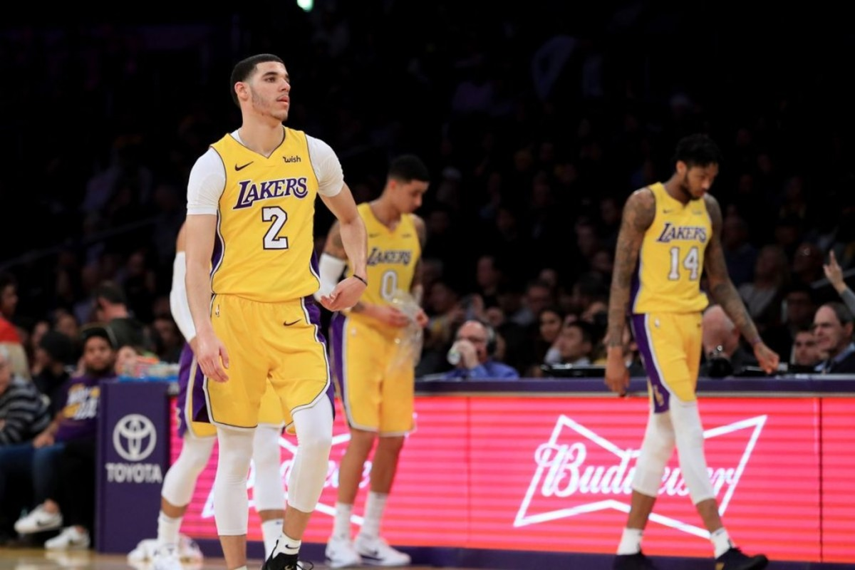 Lakers Young Stars