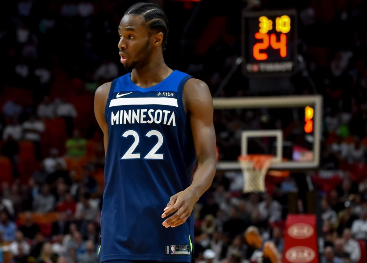 NBA Trade Rumors: Timberwolves Confident They Can Move Andrew Wiggins