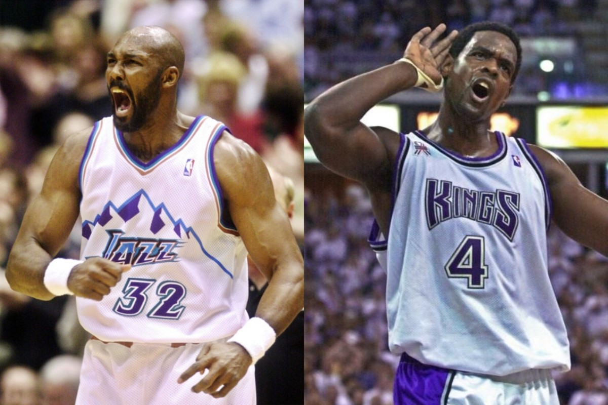 Karl Malone Shares The Story When He Wanted To Kick Chris Webber's A**
