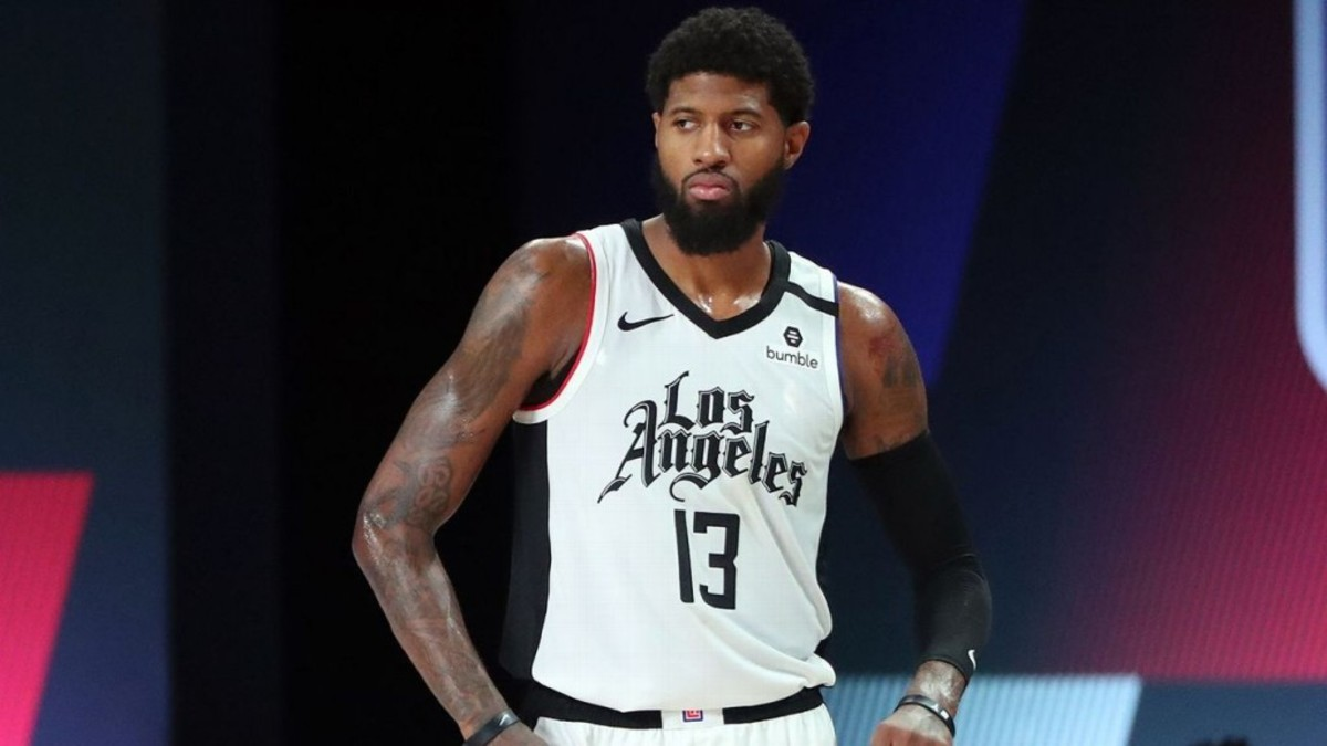 """Paul George On Last Season Disappointment: """"I Buried Last Year And Left Last Year In The Bubble."""""""